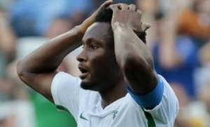 Mikel Gets N66m A Week Offer From Chinese Club